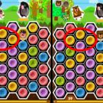 同一フィールドで同じブロックを消す。