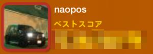 naoposさんプロフィール