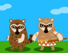ミルキ系動物のパワーアップ