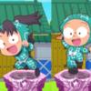 猪名寺乱太郎(いなでららんたろう)、摂津のきり丸(せっつのきりまる)登場